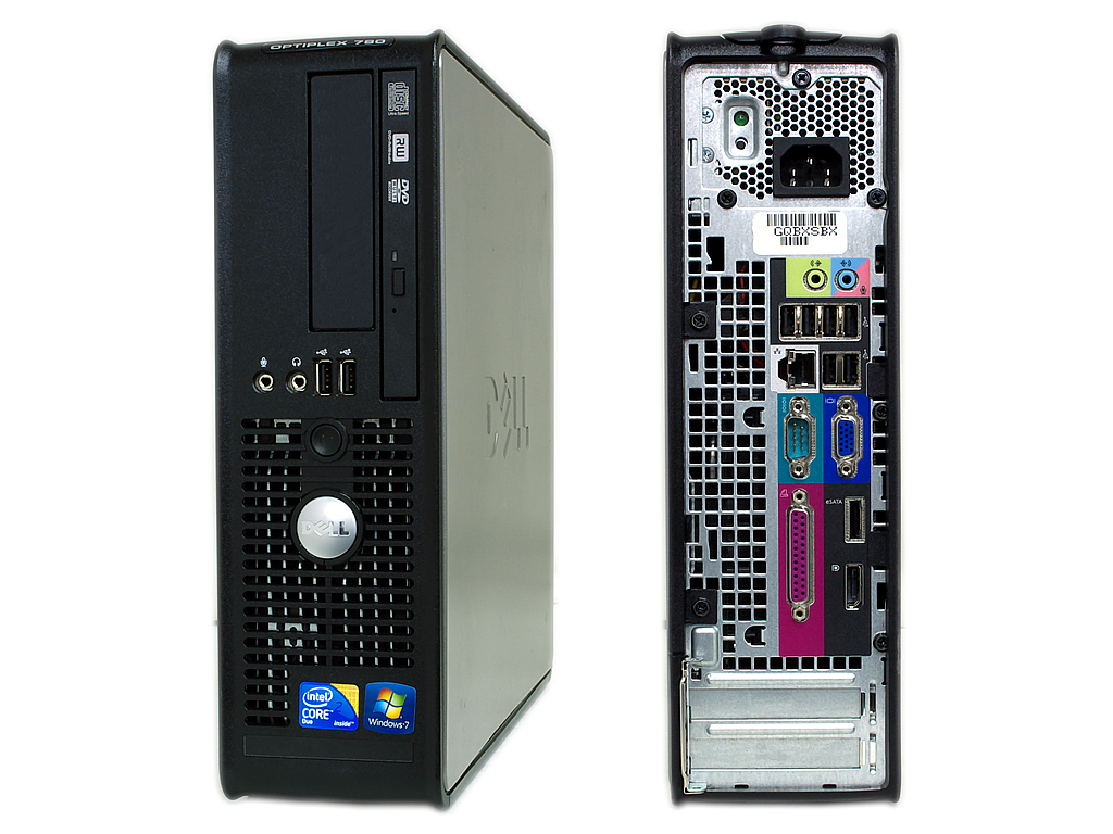 Refurbished Dell Optiplex 780 Sff Innovatepc