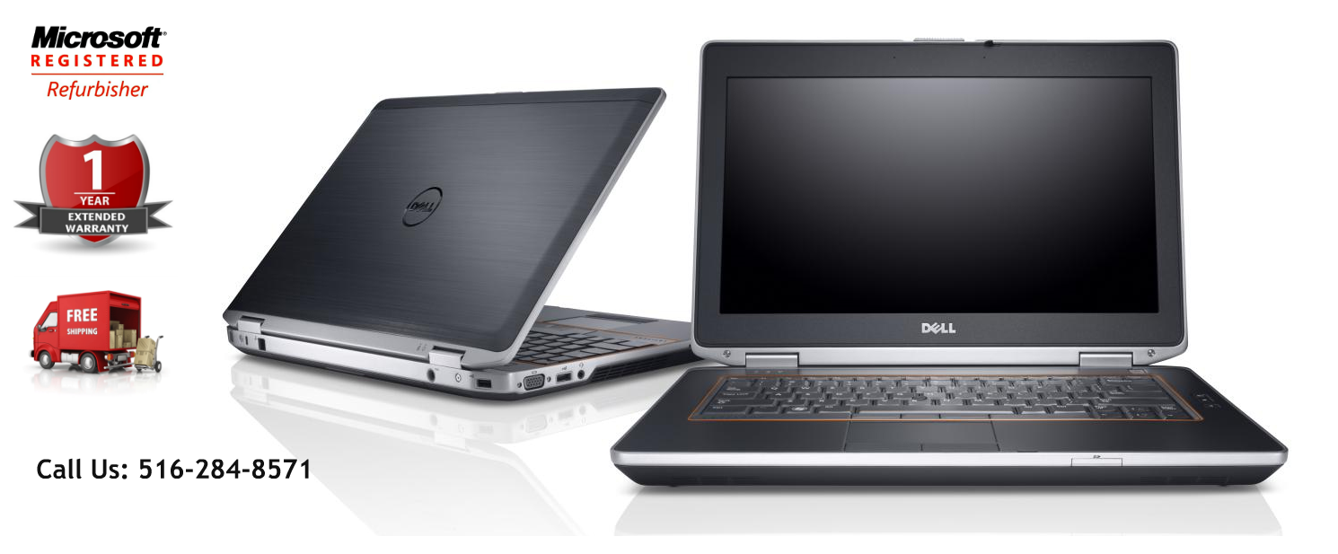 Refurbished Dell Latitude E6420 by InnovatePC.com