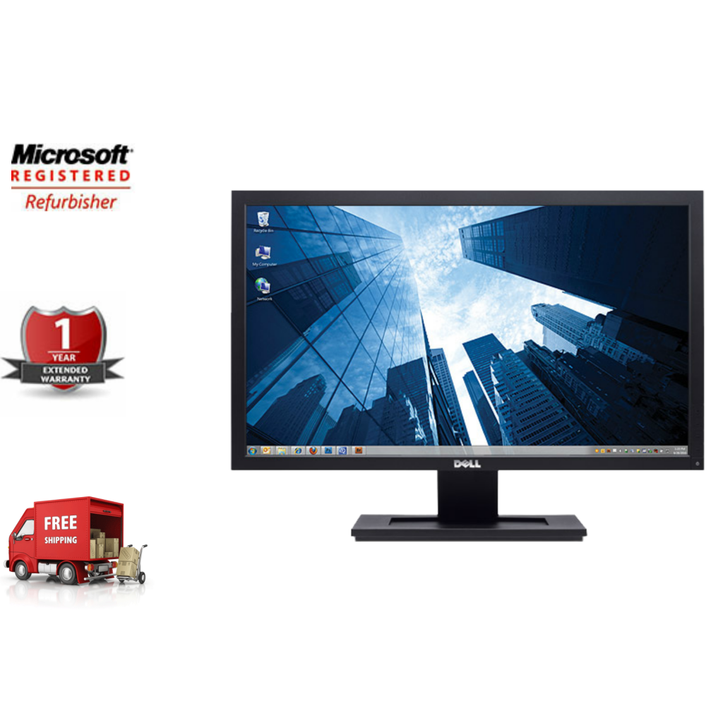 Refurbished Dell OptiPlex 390 Core i3 3.10GHz, 23″ Monitor by Innovatepc.com