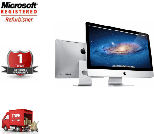 Refurbished Apple iMac 21.5 A1311 MC309LL/A by InnovatePC.com