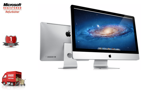 Refurbished Apple iMac 21.5inch A1311 MC309LL/A All in one PC by Innovatepc.com