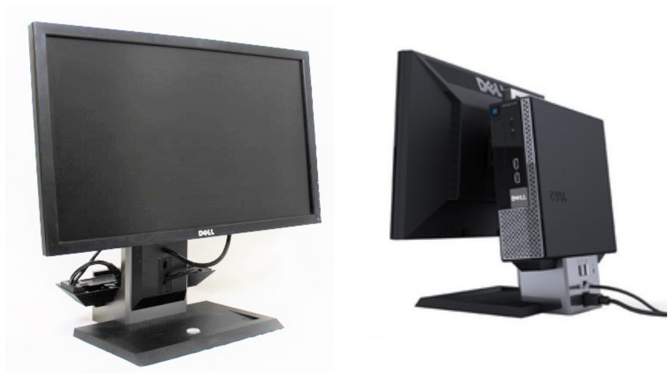 Refurbished Dell E2311H 23″ Wide Screen LED Monitor w/ All-In-One Stand by InnovatePC.com